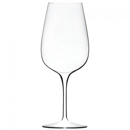 "6 Wine glasses ""Vinalies n°2"" - crystal"