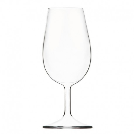 "6 Wine glasses ""Dégustation"" - crystal"