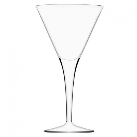 "6 Cocktail glasses ""Michelangelo"" - Crystal"