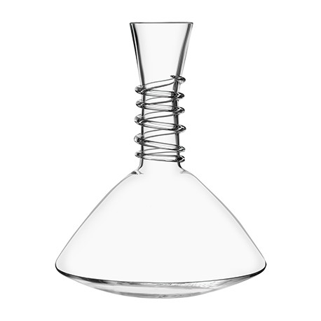 "Wine Decanter ""COMTESSE"" 210 cl - mouth blown"