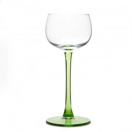 6 traditional Alsace's wine glasses